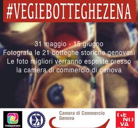 #vegiebotteghezena - Botteghe Storiche Genova