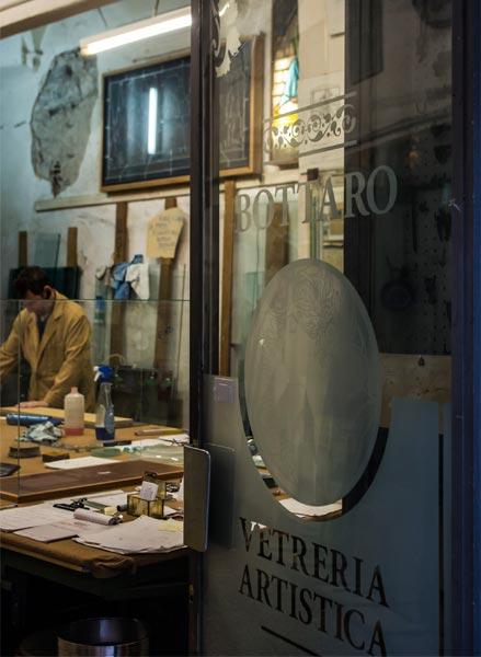 Produzione Artigianale Del Vetro.Bottega Artigiana Del Vetro Botteghe Storiche Di Genova